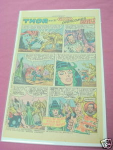 1978 Hostess Fruit Pies Ad Thor in Good Overcomes Evil