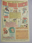 1978 Ad Marvel Super-Hero T-Shirts Spider-Man, Thor, Captain America, Hulk
