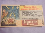 1962 Ad Tootsie Roll Makes History Ben Franklin
