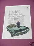 1967 Oldsmobile Toronado Ad The Youngmobiles
