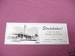 1950 Studebaker Ad Wooley, O'Brien & Quealy, Hawaii