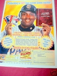 2000 Ad Pacific Trading Cards Featuring Tony Gwynn
