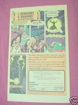 1982 TSR Ad Dungeons & Dragons Adventure