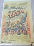 1975 Mattel Big Jim Ad Big Jim's P.A.C.K.
