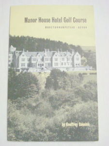 Manor House Hotel Golf Course Moretonhampstead 1965 SC