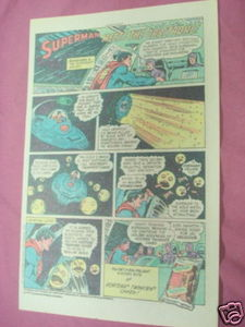 1979 Hostess Twinkies Ad Superman Meets the Orbitrons