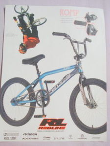 2003 Ad Redline Bicycles Romp Featuring Adam Strieby