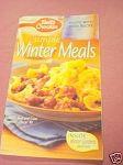 Jan. 2003 Betty Crocker Cook Book #192 Winter Meals
