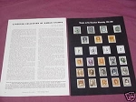 1958 Atherton Collection of Hawaii Stamps Mag. Article