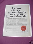 1967 IDS Ad Investors Diversified Services