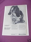 1967 Alcoa Aluminum Ad Featuring Armour Dash Dog Food