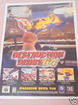 1999 Ad Destruction Derby 64 Video Game