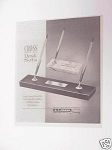 1967 Cross Desk Sets Ad A. T. Cross Co., Lincoln, R. I.