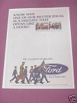 1967 Ford Ad Tailgate That Opens Like A Door
