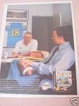 1999 Ad NCAA Gamebreaker 2000 Video Game 989 Sports