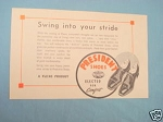 1945 South Africa Ad President Shoes A Flexo Product