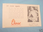 1945 South Africa Ad Elmar Underwear