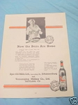 1945 South Africa Ad Epic The Pure Vegetable Oil