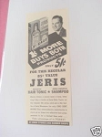 1940 Ad Jeris Hair Tonic and Shampoo