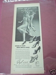 1940 Styl-EEZ Women's Shoes Ad A Selby Shoe
