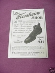 1903 The Florsheim Shoe Ad Florsheim & Co., Chicago