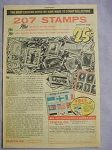1963 Ad Zenith Stamp Co., 207 Stamps
