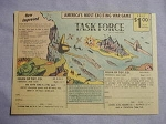 1964 Ad Task Force War Game Helen of Toy Co., Commack, N. Y.