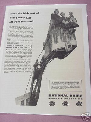 1948 National Dairy Products Corp. Ad