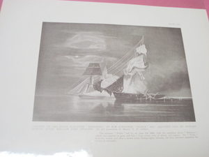1925 Illustrated Page Naval Battle Boladora vs Pickle