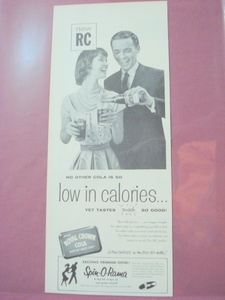 1955 Royal Crown Cola Ad-