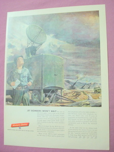 1955 M-33 Fire Control System For 120mm. Guns Ad