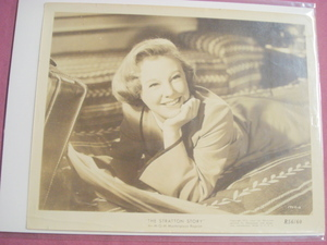 The Stratton Story Movie Still 1955 June Allyson
