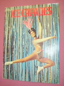 Ice Capades 1968 Souvenir Program Margot and Danne