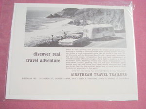 1965 Airstream Travel Trailers Ad