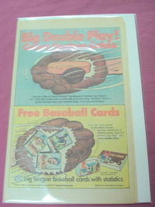 1978 Hostess Cakes and Baseball Cards Ad in Color